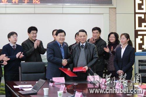 中国农业科学院助力湖北农产品加工业发展