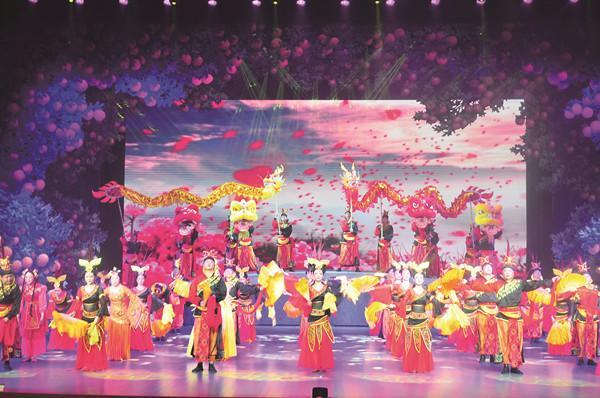 相约魅力宜昌共享精彩盛会 第2届宜昌艺术节启幕