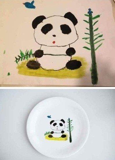 大熊猫憨态可掬(图)