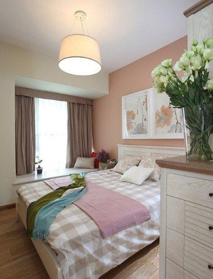 婚房卧室装修效果图 打造专属浪漫情调