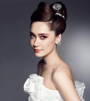 壁纸新娘范a壁纸欧美短发郑湫泓发型时尚图片