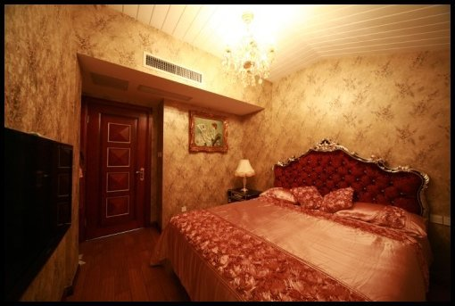 享受贵族般浪漫奢华02七款欧式风格的卧室设计