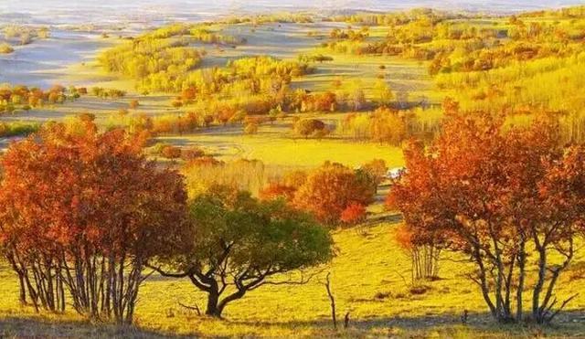 适合9月的旅行地,这些风景只属于夏末初秋_大楚网_腾讯网