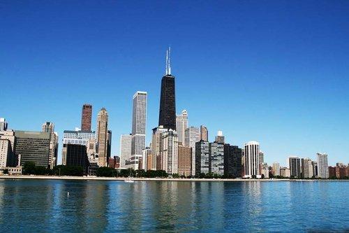 俯瞰世界十大城市天际线 尽览标志性建筑
