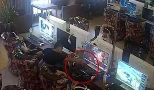 襄阳两男子疯狂盗窃 得手后还发视频炫富