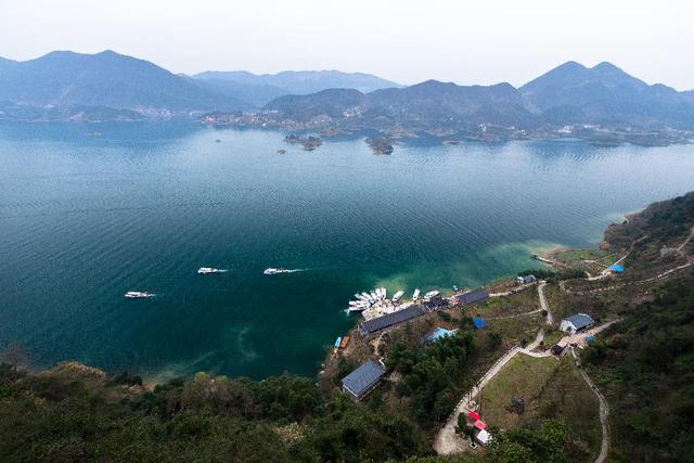 岛湖_春风又绿仙岛湖