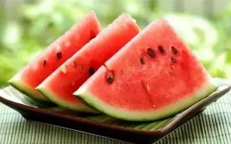 一个西瓜=6碗米饭?
