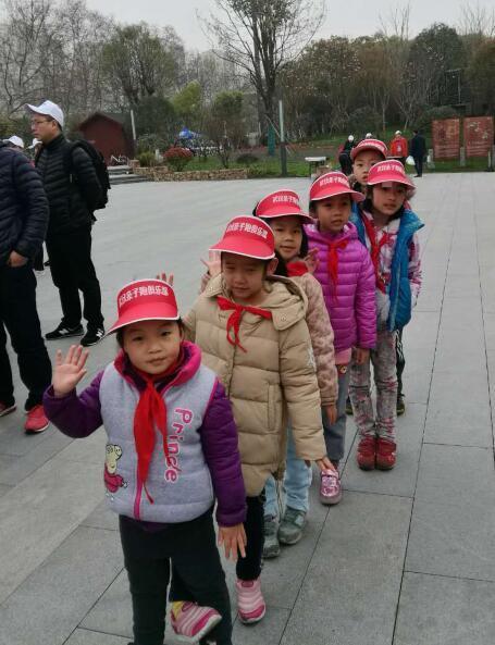 武汉亲子跑俱乐部:快乐运动 健康成长