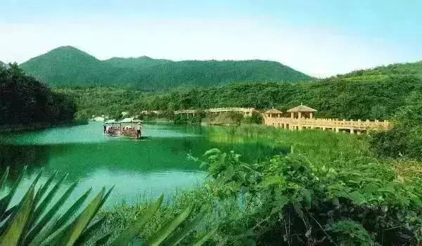 大洪山风景区——绿林寨美人谷