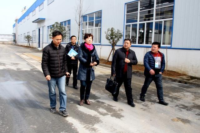 襄阳市公积金管理中心深入非公企业 开展归集扩面调研