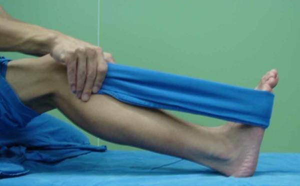 踝关节扭伤后康复锻炼指导