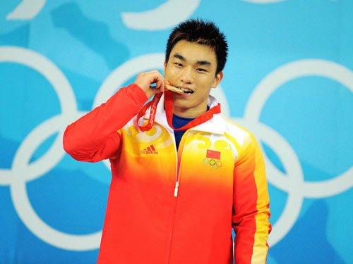举重奥运冠军廖辉因兴奋剂禁赛四年无缘伦敦