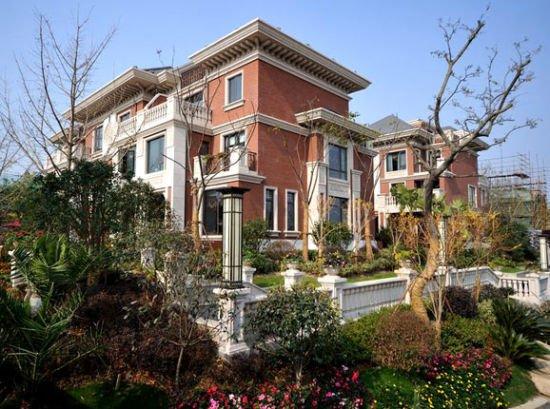 上海之大户型顶级豪华别墅八大推荐(组图)_家