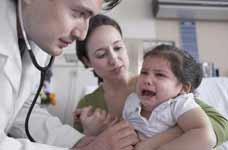 重点4 严密观察宝宝病情的发展