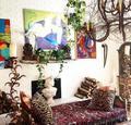 我的家妆 波西米亚风格的家居装饰