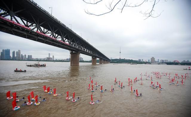 武汉要办国际长江水上马拉松?已成立筹划小组