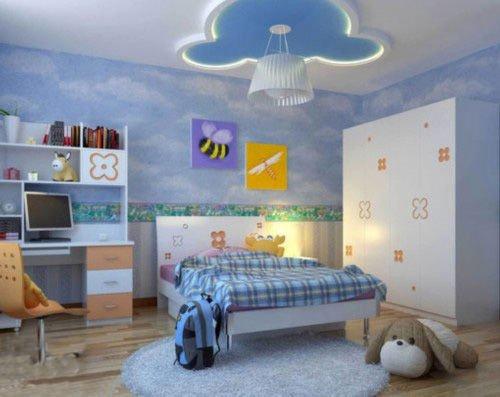 2013儿童房装修样板房潮流汇
