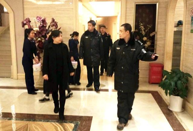 潜江多警种联合开展消防安全夜查行动 出警450余人