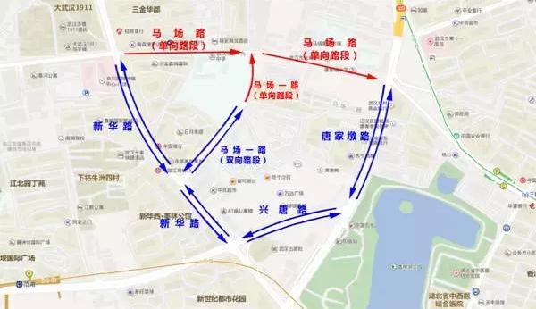 最新方案出炉:武汉10条路通行方式将大变样