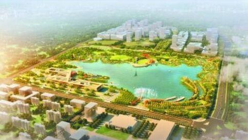 江夏一块黄金地段 放弃地产开发将建临湖公园