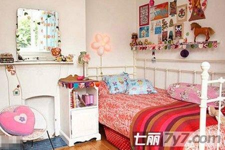女生卧室装修设计风格