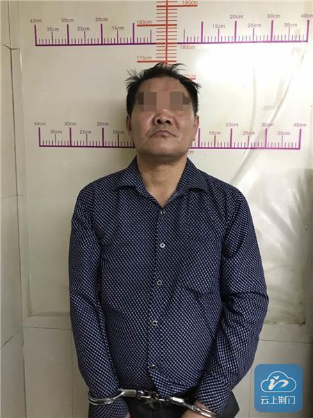 男子象山菜场办公室盗窃 被警民合力抓获