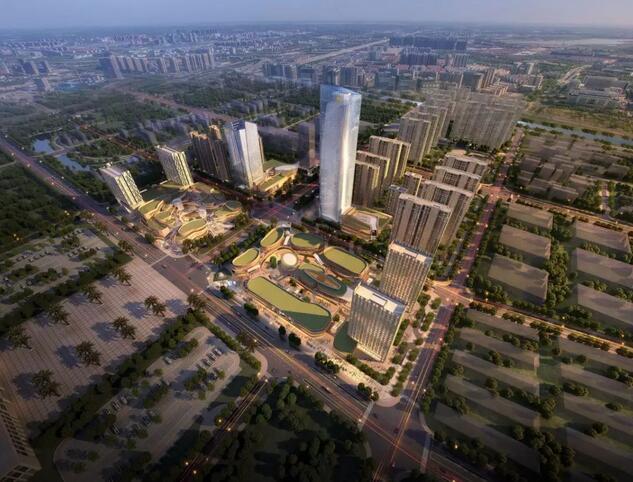 12月1日荆州城际空间站三期新品住宅样板间盛大开放!