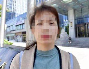 女子花2万做整容手术 双眼皮被做得一高一低