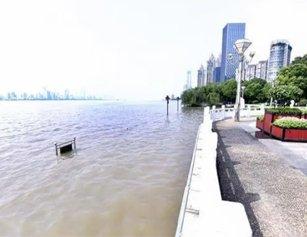 武汉关水位预计12日突破28.5米