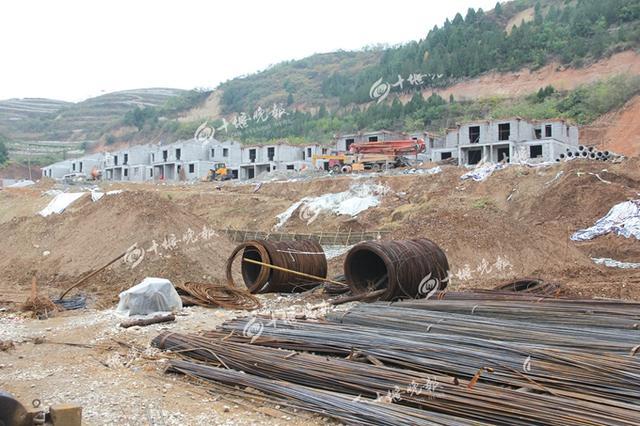 十堰全力推进灾后倒房重建 已筹措资金5600多万