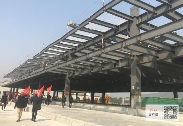 小米武汉总部大楼有望年内交付 成重要研发基地