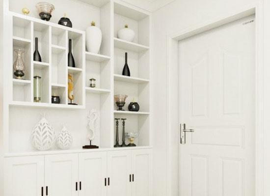 如何打造一个省钱玄关鞋柜?