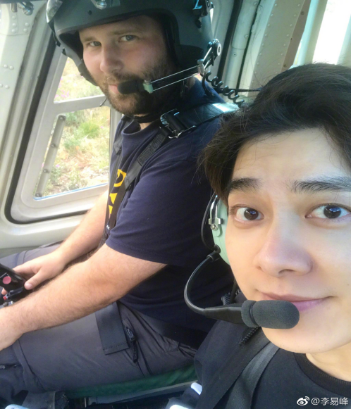 李易峰都去开飞机了 驾驶飞机究竟是种什么体验