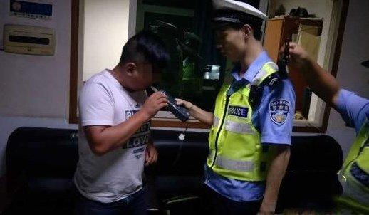 男子酒驾被查3次脱逃未遂 威胁交警山不转水转