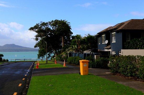 新西兰廉租房是海边别墅!世茂别墅平潭拼叠如意图片