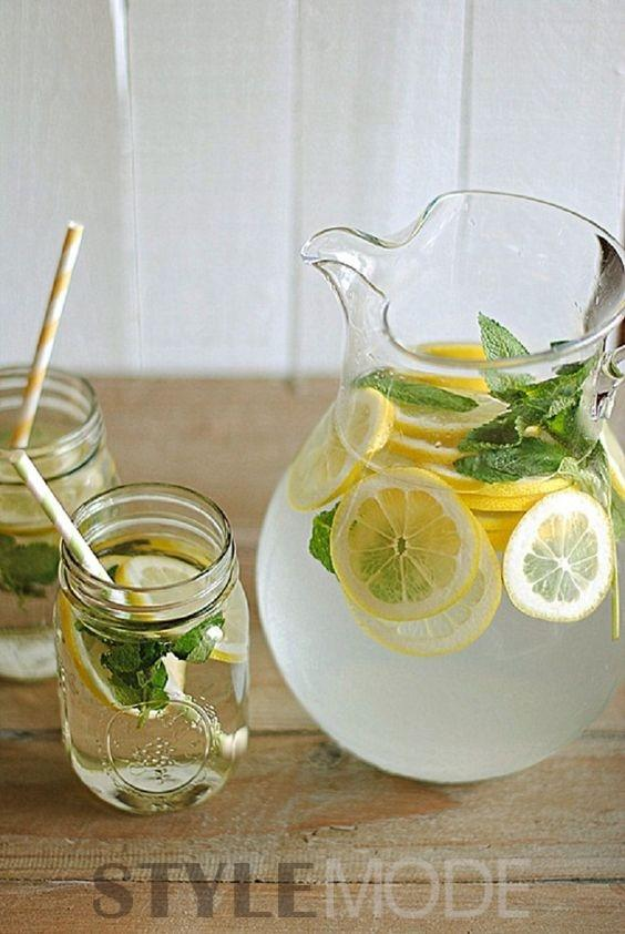 柠檬水的正确泡法 你做错了吗