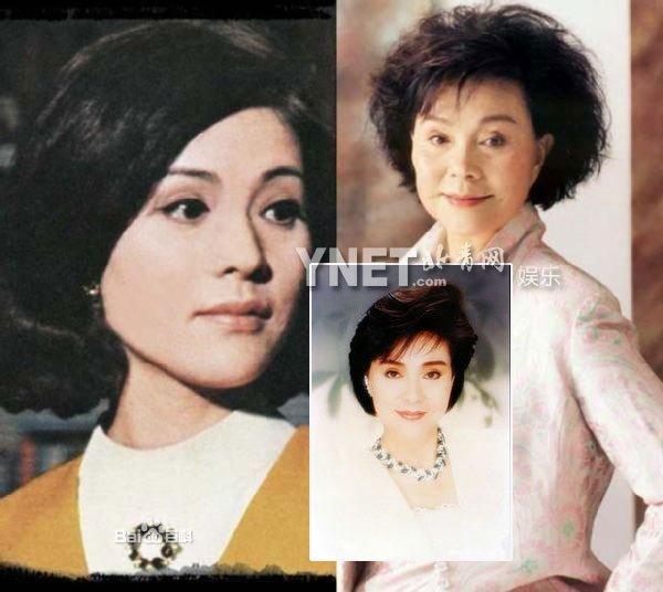 她22岁,是最年轻的女主角.年轻的时候她演了不少琼瑶电影,中年图片