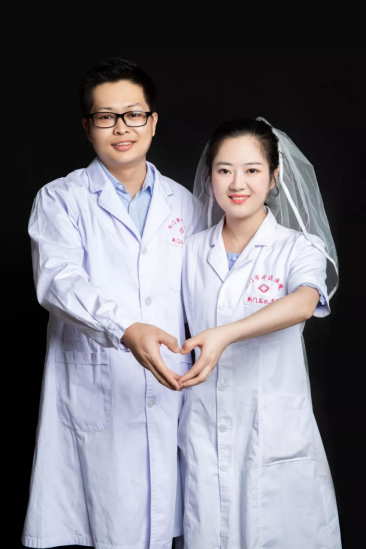 荆门市中医医院七夕特别企划 甜哭 医院CP甜蜜发糖
