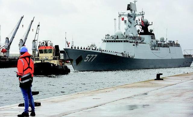 又一艘军舰以湖北城市命名 还有9艘看有你家乡吗
