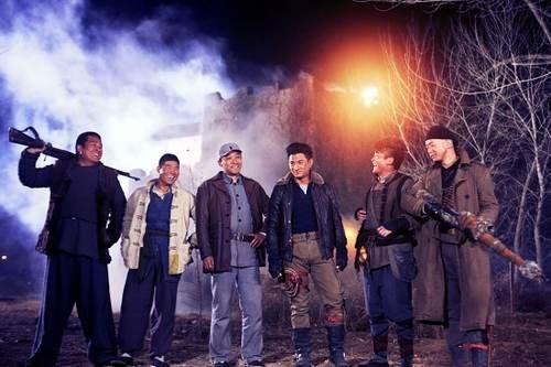 吴奇隆为什么会演 《向着炮火前进》 此种类型电视剧?图片