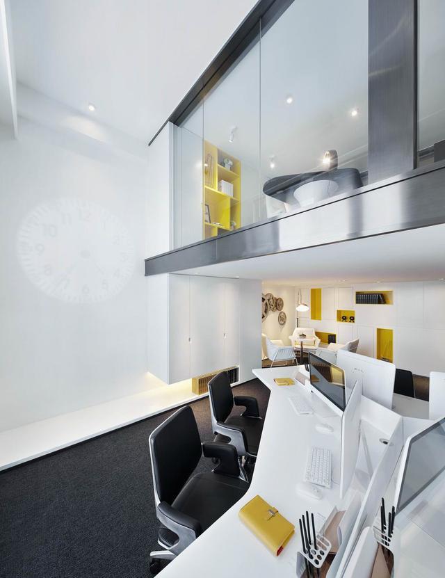 功能齐全办公loft公寓图片
