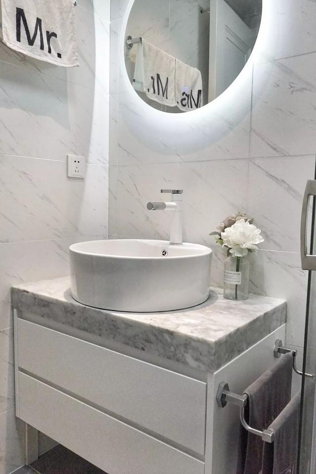 看到这些美美的洗手盆,突然好嫌弃自己家的!