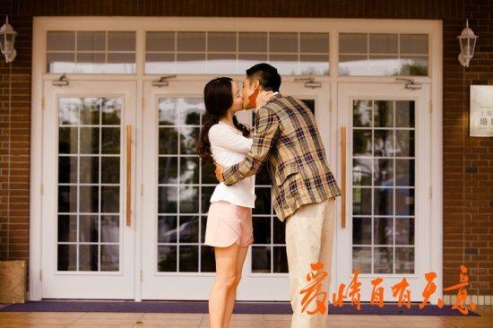 爱情自有天意 吻戏泛滥 盘点剧中浪漫之吻图片