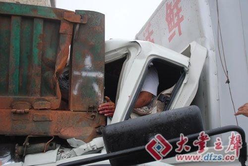沈海高速盐城段近60辆车追尾致11人遇难19人伤