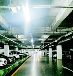 暑期客流量猛增 宜昌东站周边新增358个停车位