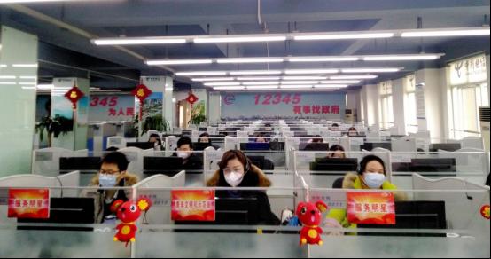 """""""传递用户需求,服务工作不中断"""" 中国电信湖北公司高标准保障疫情防控时期服务工作"""