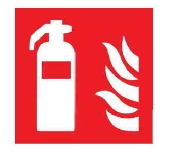 常见的消防标志
