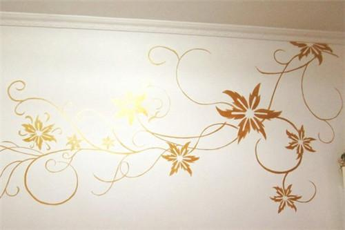 让艺术更靠近生活 8款精美手绘背景墙