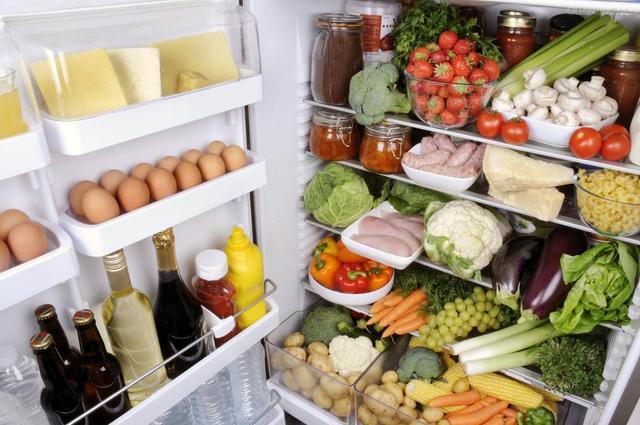 """冰箱并不是 食物的""""万能收藏箱"""""""