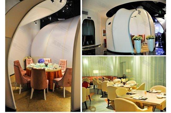 第二站:走进香籁概念餐厅菱角湖万达旗舰店